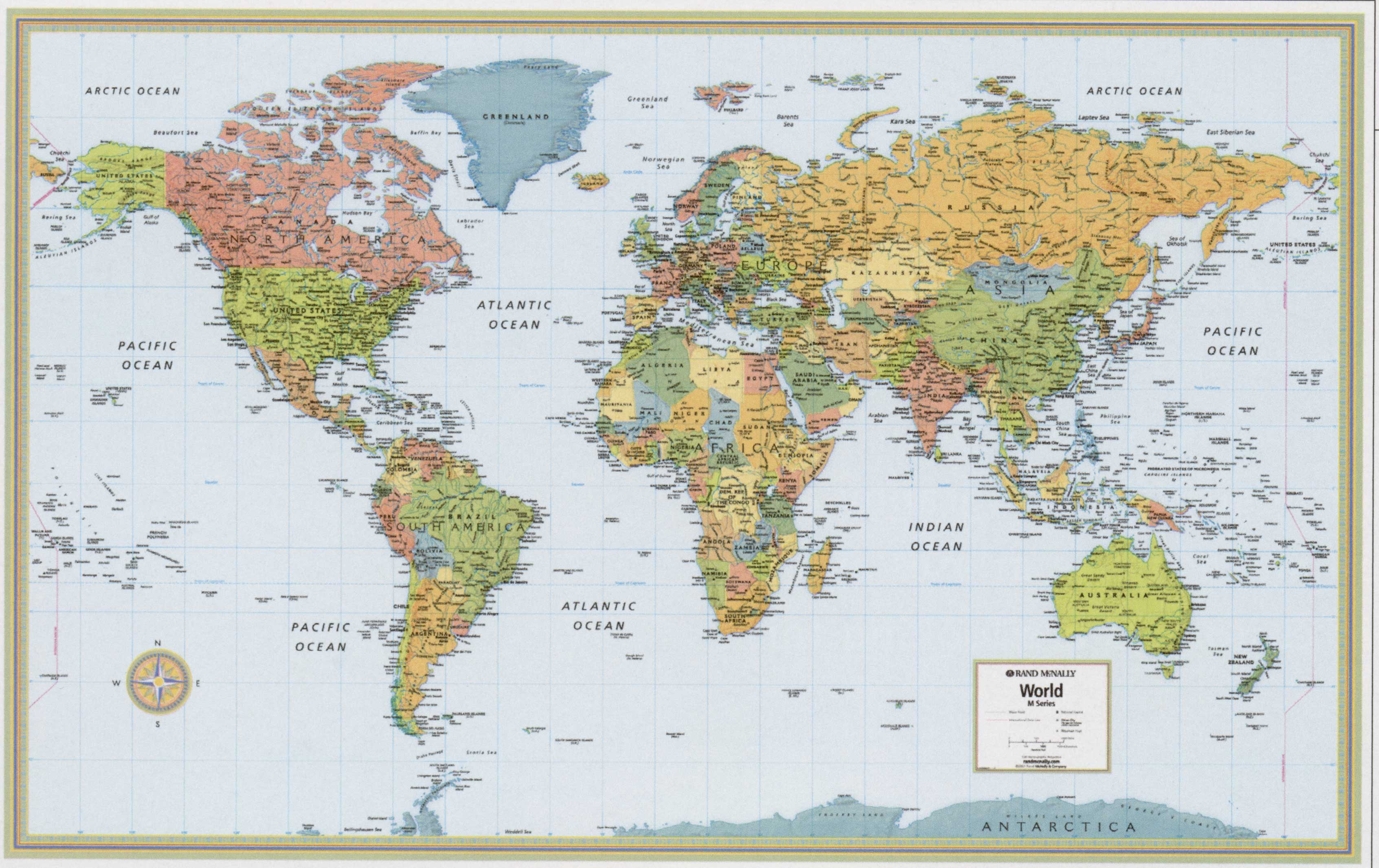 Free world map tiredriveeasy free world map gumiabroncs Images