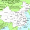 china map provinces