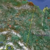 satellite map of alaska