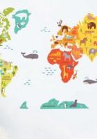 world maps theme