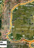 map of idlib