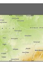 map of hamah
