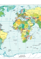 geography maps