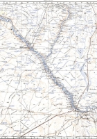 map of ar dayr az zawr