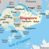 Map of Singapore Map Region
