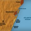 map of recife