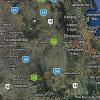 google maps queensland