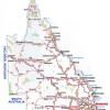 road map queensland