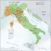 Italy Map Pictures Photos