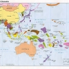 Map of Asia Political Map