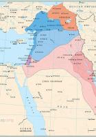 Kirkuk War Map – Iraq Civil War Map – Kurdistan War Map