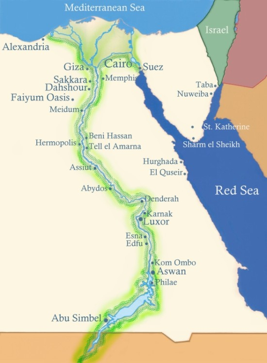 Egypt Maps For Kids Africa Maps Map Pictures - Map ancient egypt jordan river