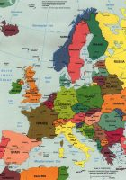 continents europe