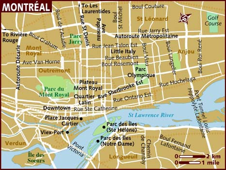 how to get to montreal downtown from montreal airport
