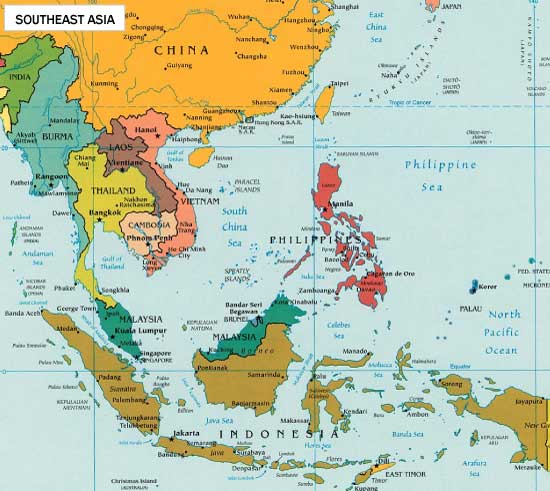 East Asia Maps Asia Maps Map Pictures