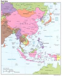 Map Of Asia Far East.East Asia Maps Asia Maps Map Pictures