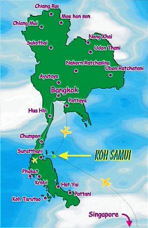 Thailand Map Map Of Thailand Where Is Thailand