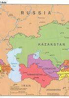 asia political maps