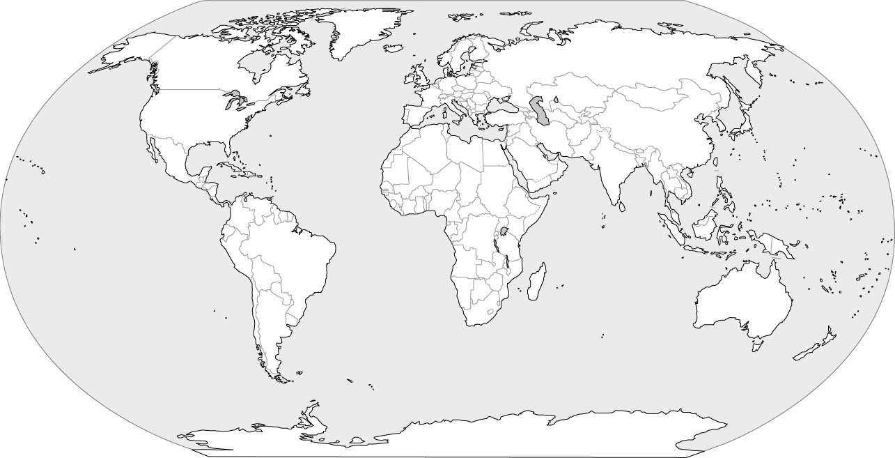 Blank world map world maps map pictures blank world map sciox Image collections
