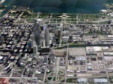 satellite map of chicago4