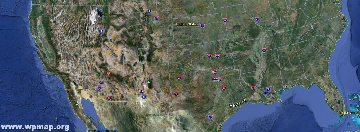 Satellite Map Of Arizona.Satellite Map Of Arizona Satellite Images Map Pictures