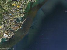 satellite map of monaco4