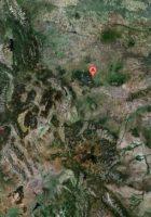satellite map of montana