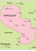 map of asuncion
