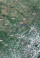 satellite map of sergipe