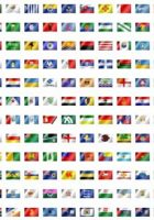 world flags - World Maps - Map Pictures