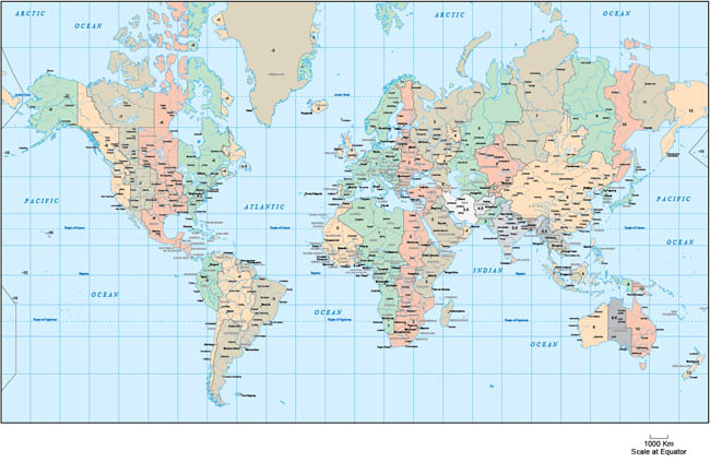 World Maps Free World Maps Map Pictures - World map for sale