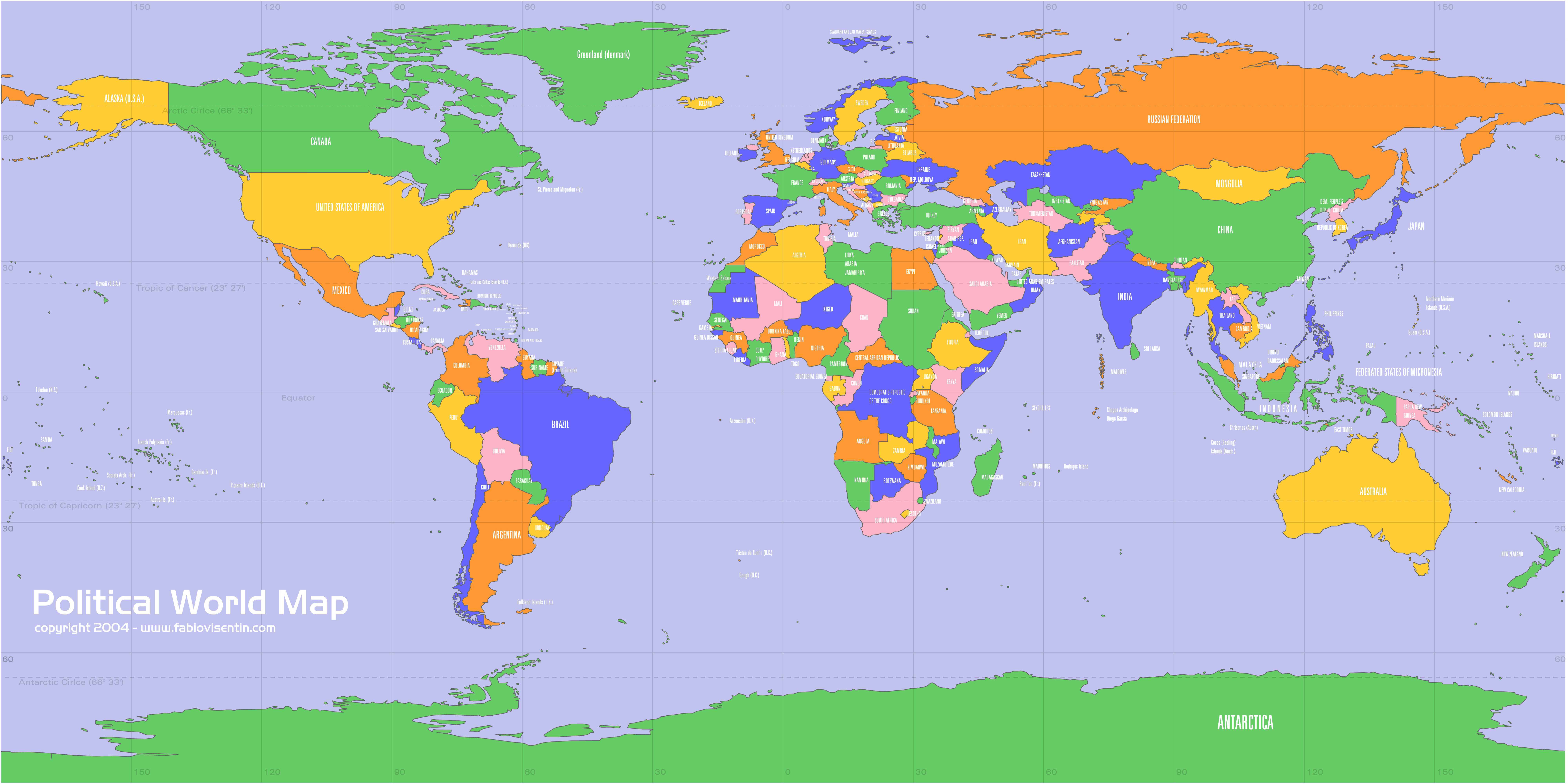 large-size-world-political-map