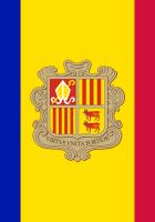 Andorra flags