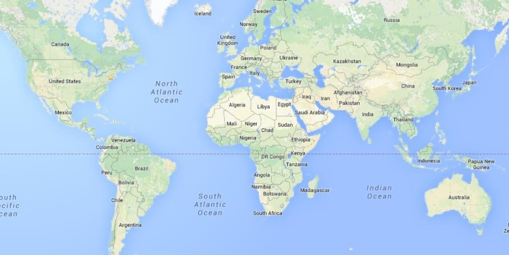 google world maps with countries - World Maps