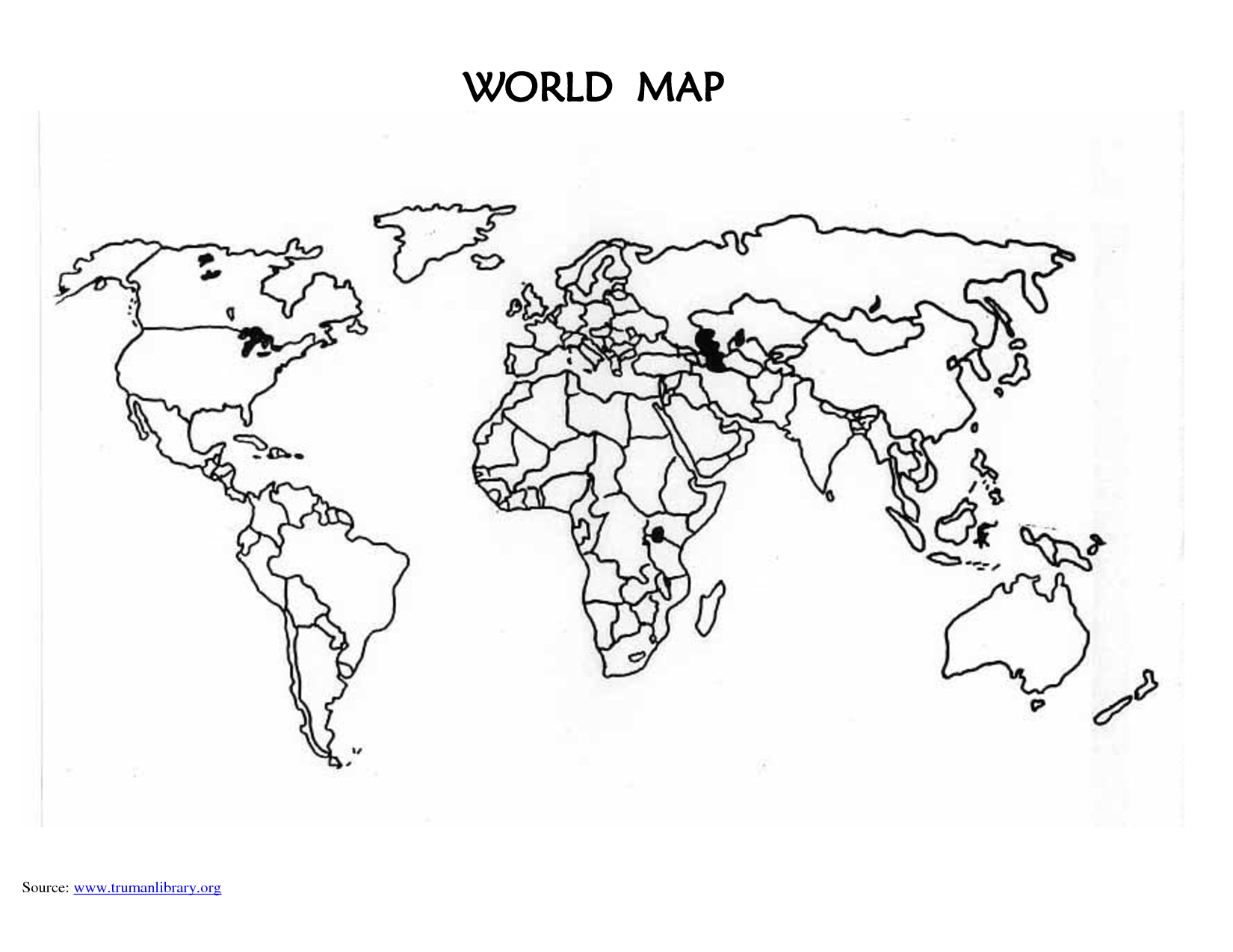 Blank World Map Png.82692654 Png Map Pictures