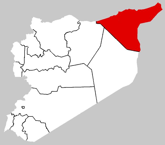 Al-Hasakah-map