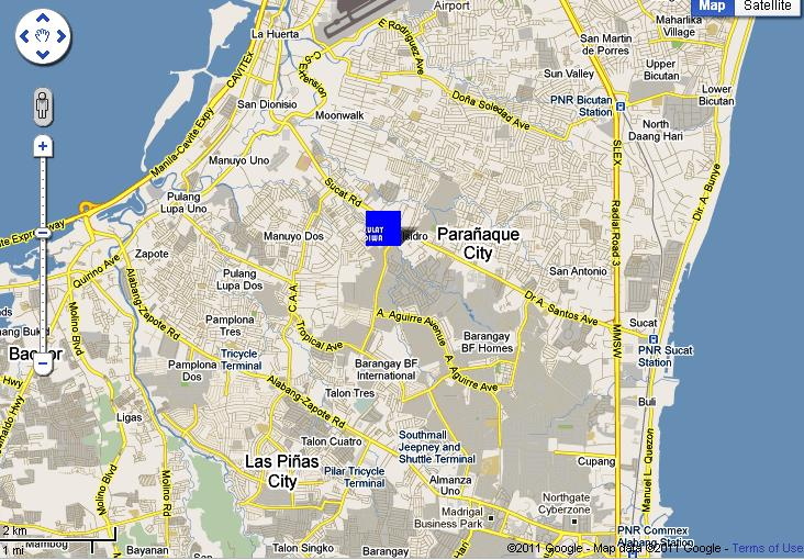 google map philippines images - Map Pictures
