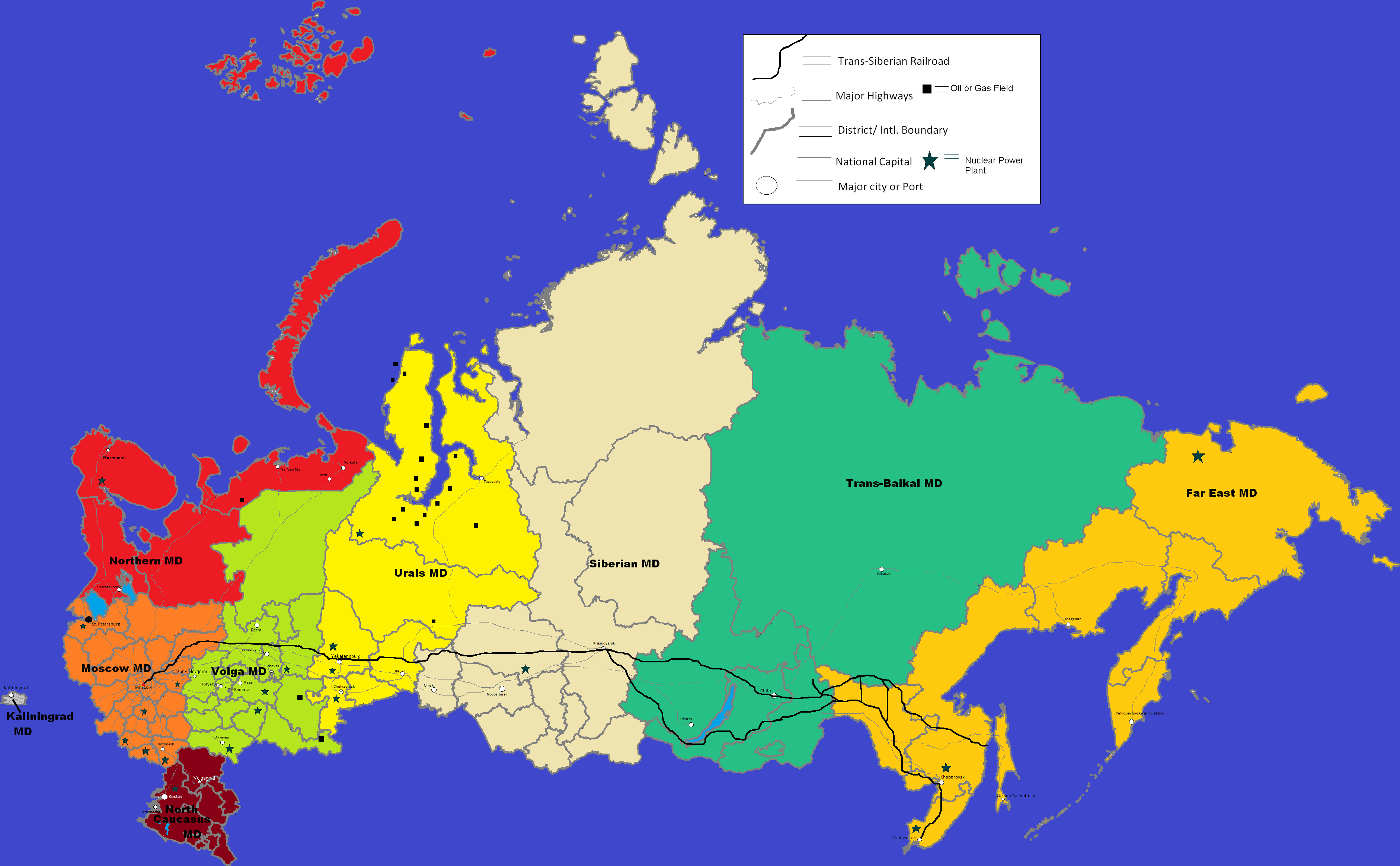 RussiaPoliticalMappng Map Pictures