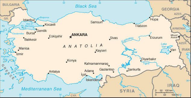 Turkey-CIA_WFB_Map