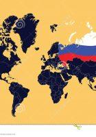 de-kaart-die-van-de-wereld-russische-federatie-toont-12249379.jpg