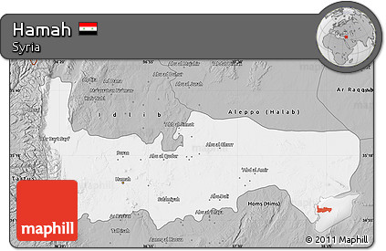 free-fancy-gray-map-of-hamah