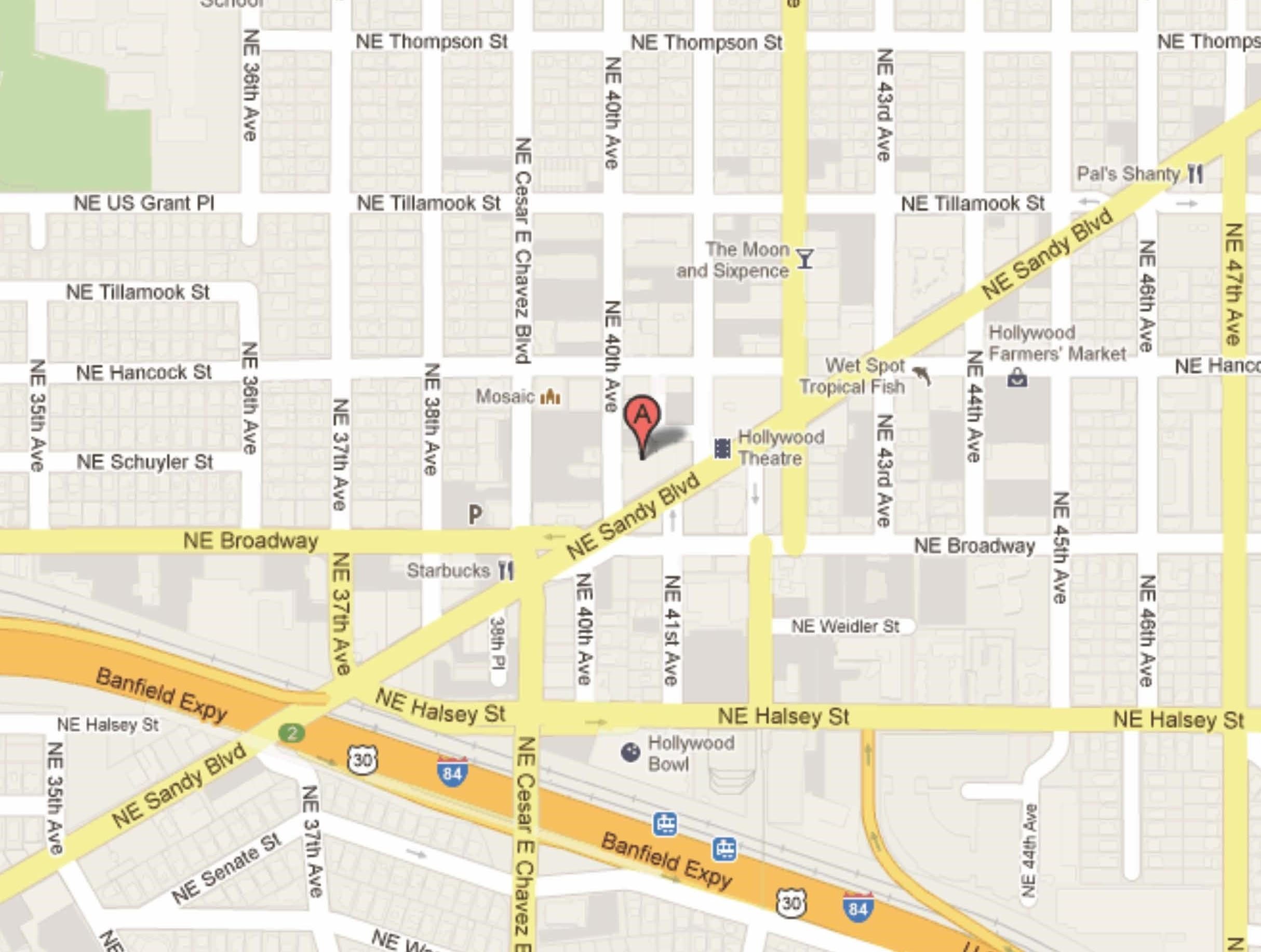 hollywood-district-in-portland-Google-Maps.jpg - Map Pictures