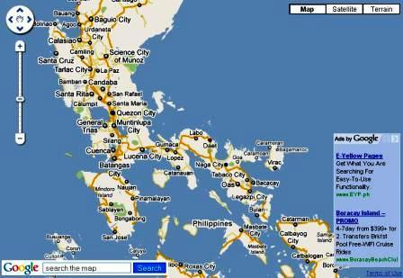 philippines-google-map-showing-daet