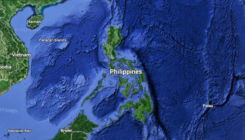 Philippines screeshot from new google mapsg map pictures philippines screeshot from new google mapsg gumiabroncs Choice Image