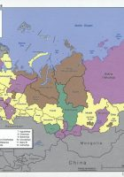 Political Map of Russia - Geography of Russia - Map of Russia