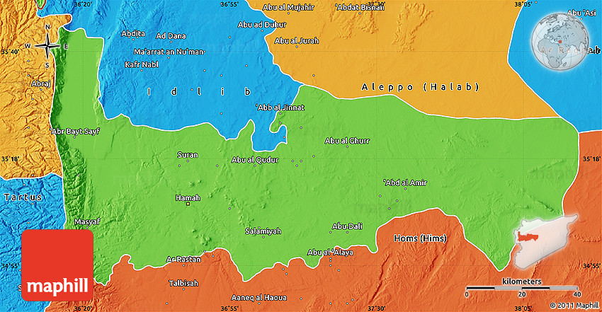 political-map-of-hamah