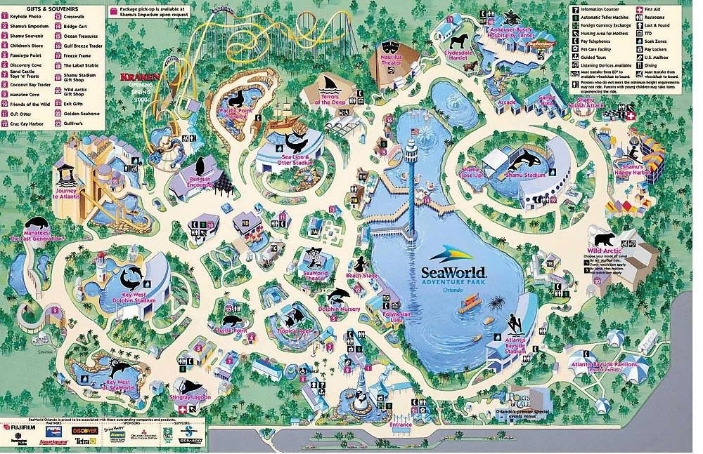 Sea world mapthumbeg see world map world maps map pictures gumiabroncs Choice Image