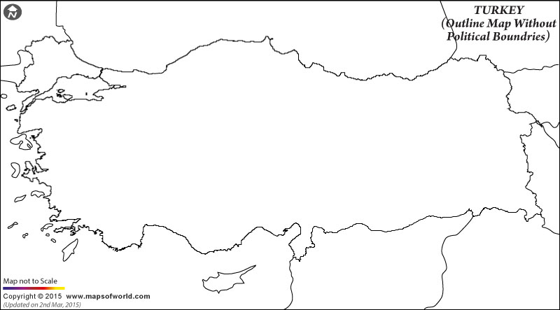 turkey-blank-map-without-poltical-boundries