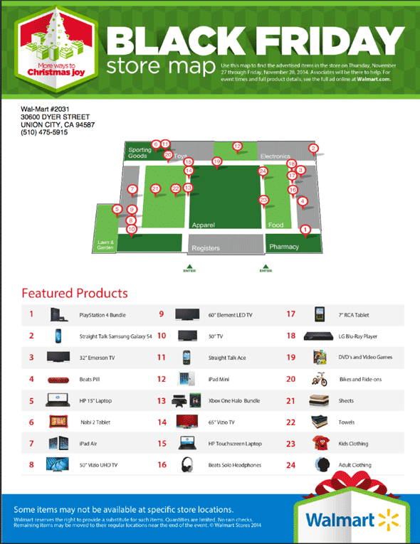 Walmart Black Friday Store Map walmart black friday store map 2014 download.png   Map Pictures