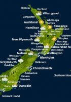 New Zealand Weather Map.New Zealand Weather Australia Maps Map Pictures